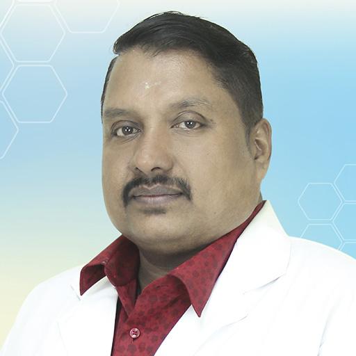 Dr. Kishore Krishnankutty